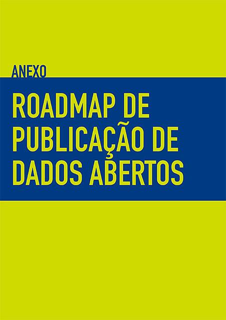 Roadmap de publicação de dados abertos