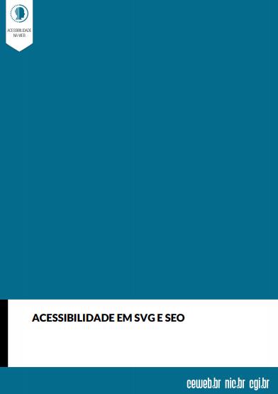 Acessibilidade em SVG e SEO