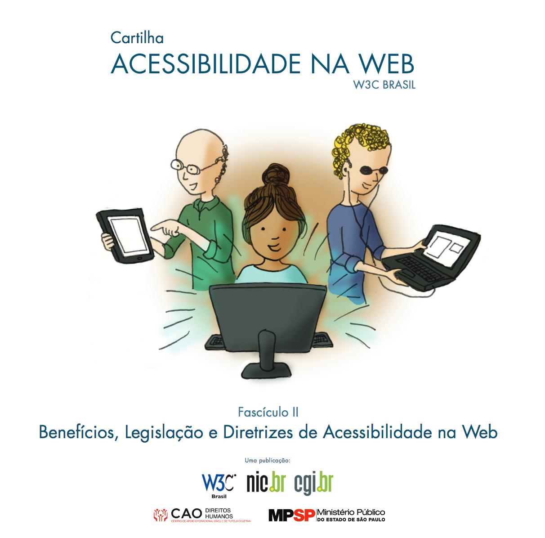 Cartilha de Acessibilidade na Web (Fascículo II)