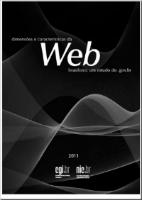 Censo da Web.br 2011: Dimensões e características da WEB brasileira: um estudo do