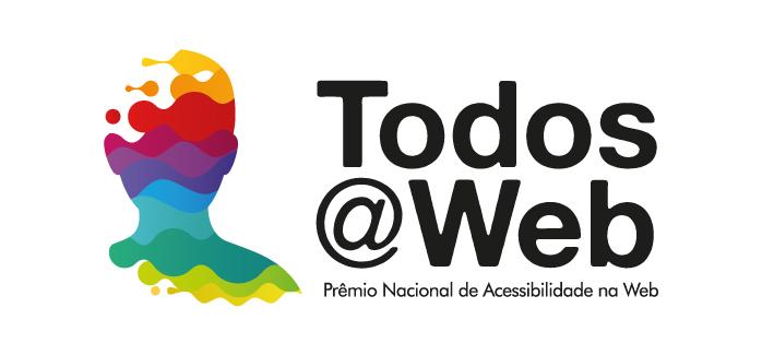 Logo do Prêmio Todos@Web